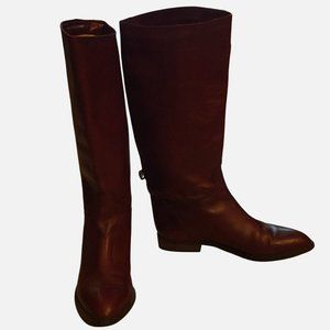 Bandolino Riding Boots Made in Italy